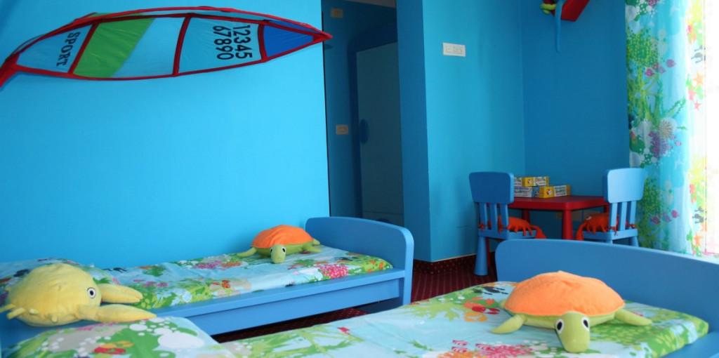 hotel Milano Elvetia servizi dedicati ai bambini