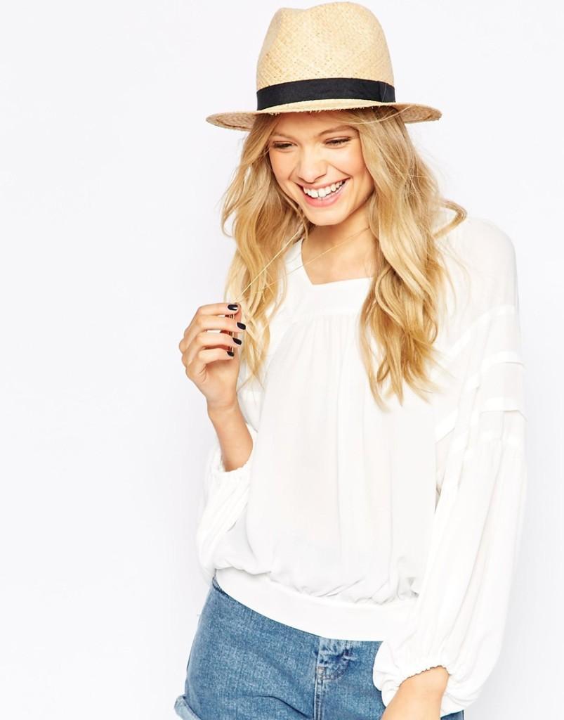 Cappello modello Paglietta _Asos
