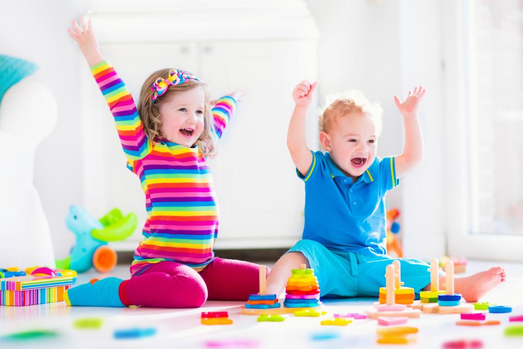 importanza del gioco nella scuola materna