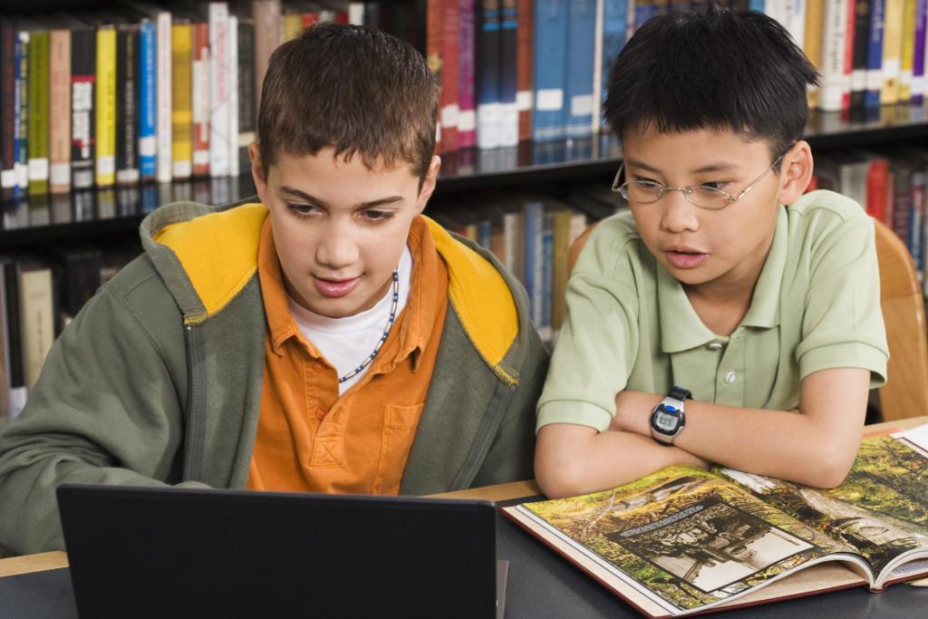 aiutare i propri figli ad inserirsi nella scuola media