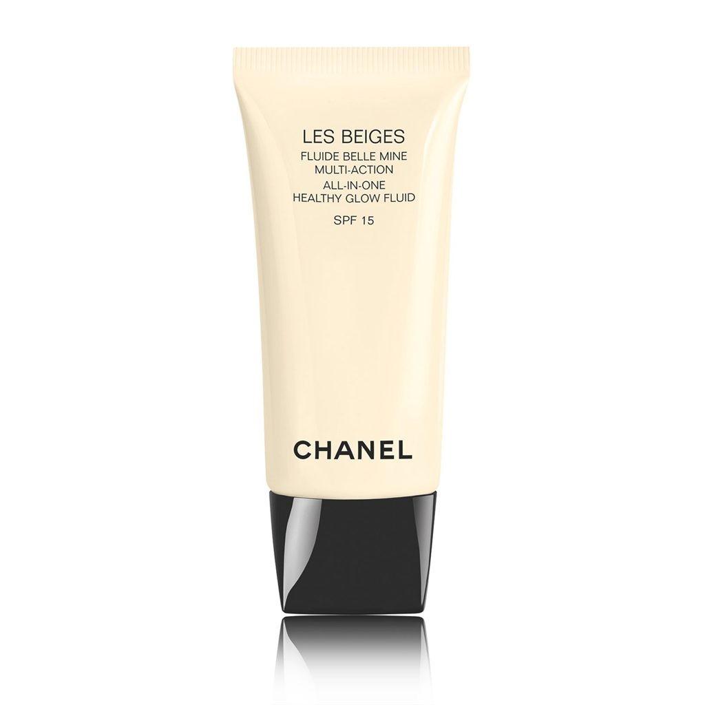 Sublimatore del colorito Chanel Fluido Effetto Radioso Multi Azione SPF 15