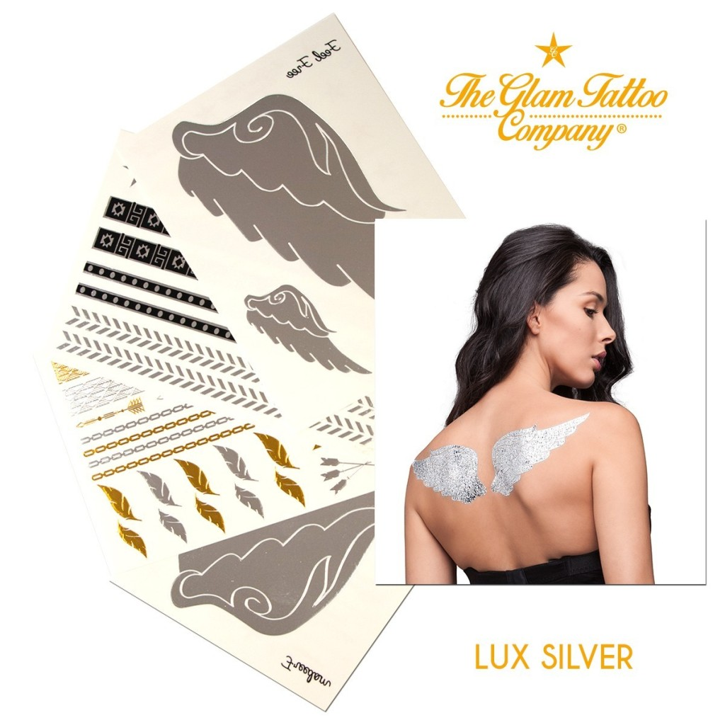 The Glam Tattoo Company  - Lux Silver