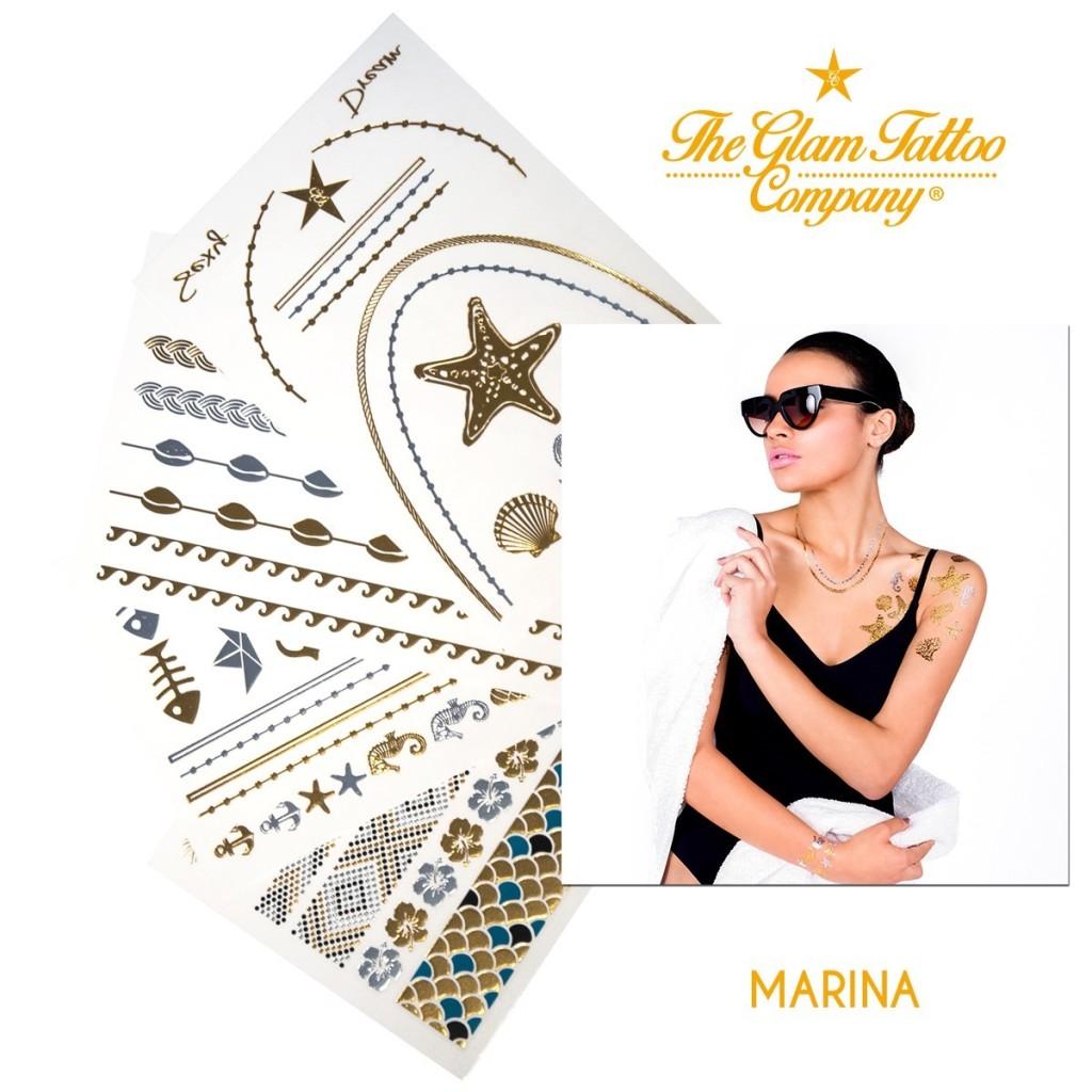 The Glam Tattoo Company  - Marina