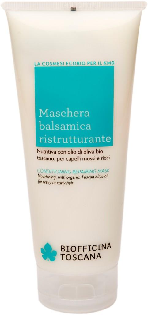 Biofficina Toscana Maschera Ristrutturante capelli - Biofficina Toscana