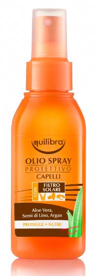 Equilibra Olio Spray Protettivo Capelli