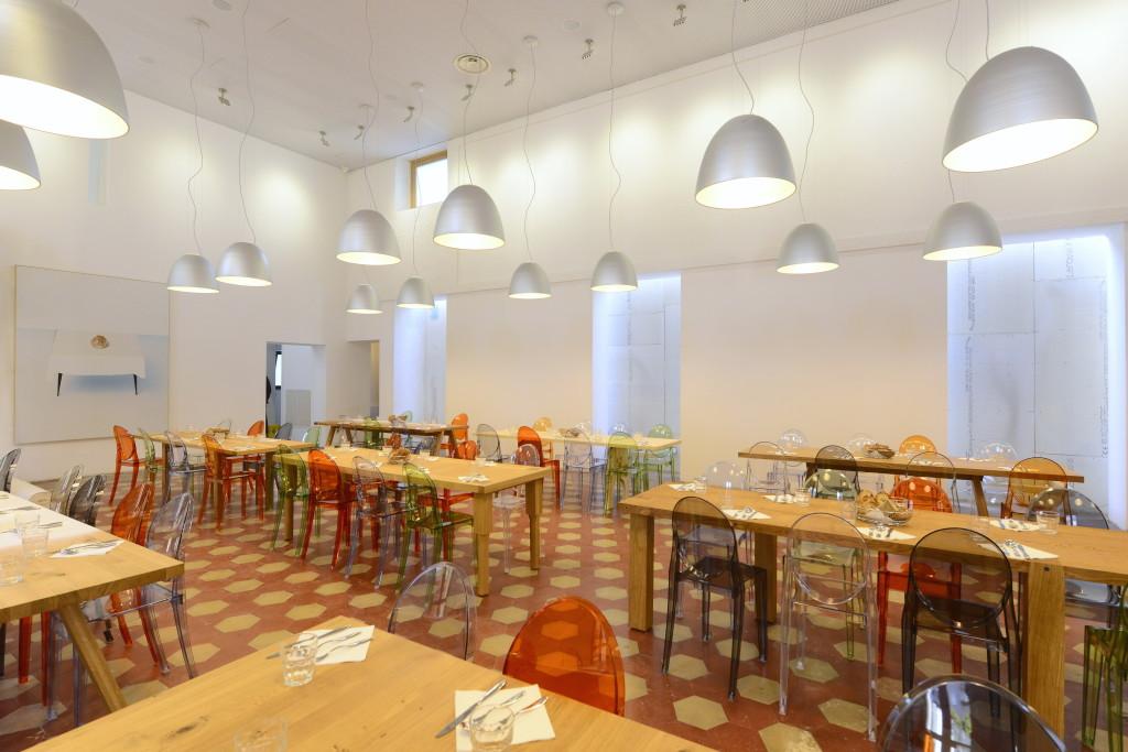 Il Refettorio Ambrosiano a Milano