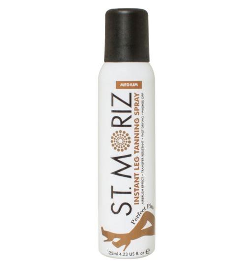 St. Moriz Instant Leg Tanning Spray Medium