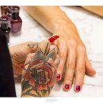 Applicazione smalto Zoya presso Aldo Coppola Kingdom of Beauty