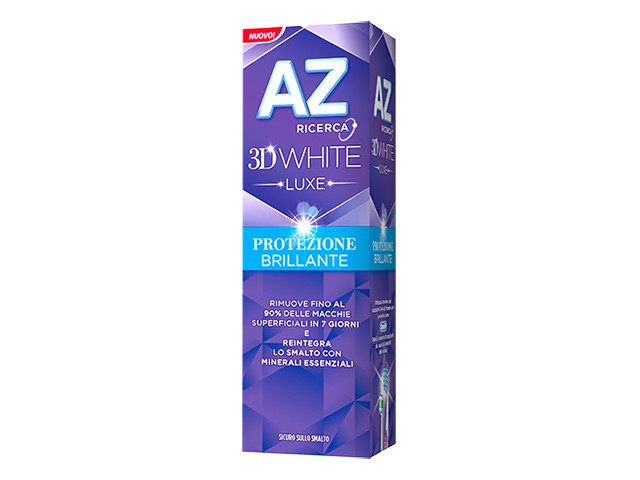AZ 3D White Luxe Protezione Brillante