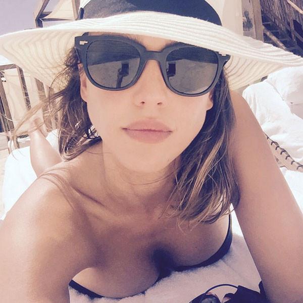 Jessica Alba: le sue labbra carnose sono super sexy