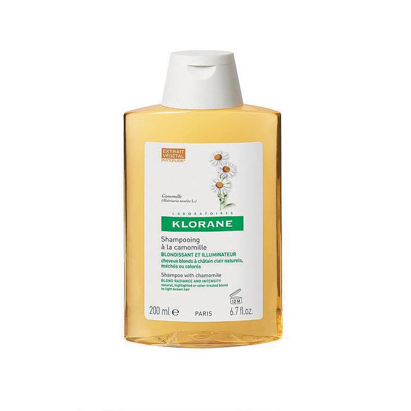Shampoo Klorane alla camomilla