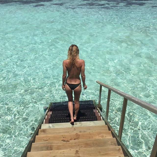 Relax alle Maldive prima delle nozze
