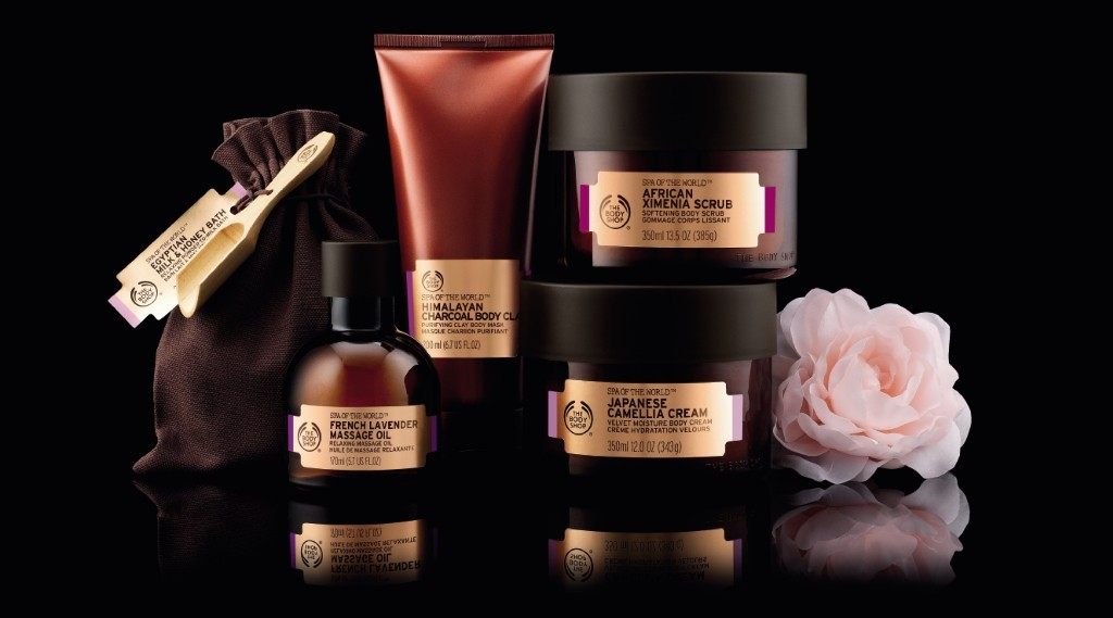 Rituale Relax The Body Shop
