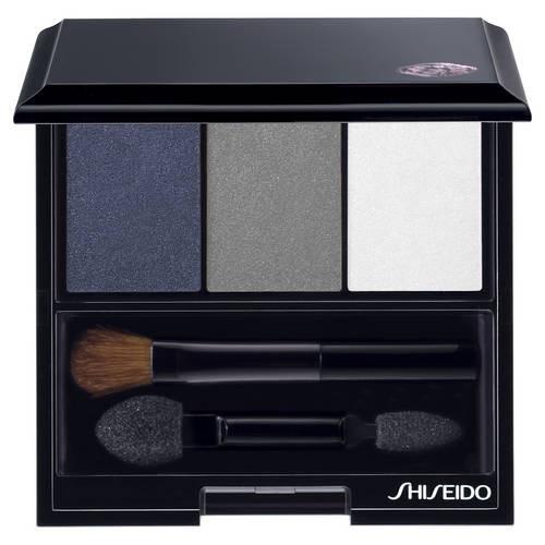 Shiseido Ombre Doux Eclat Trio GY901 Snow Shadow