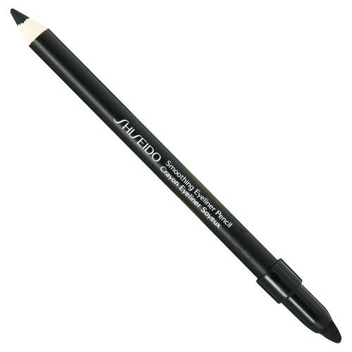 Shiseido Smoothing Eyeliner Pencil è dotata di spugnetta per una sfumatura professionale