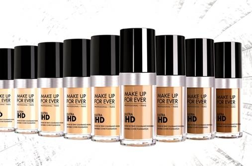 Ultra HD Foundation Make Up For Ever - 39,50€