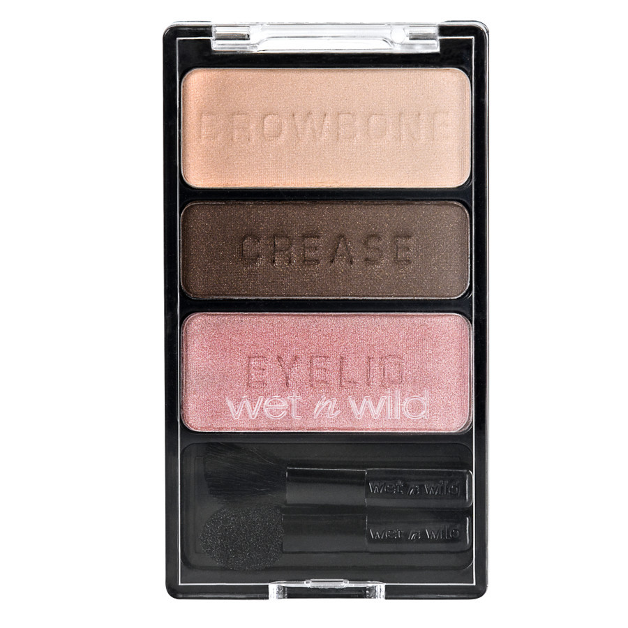 Wet'n'Wild Color Icon Eyeshadow Trio Sweet As Candy