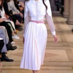 NY Fashion Week: romanticismo per Carolina Herrera