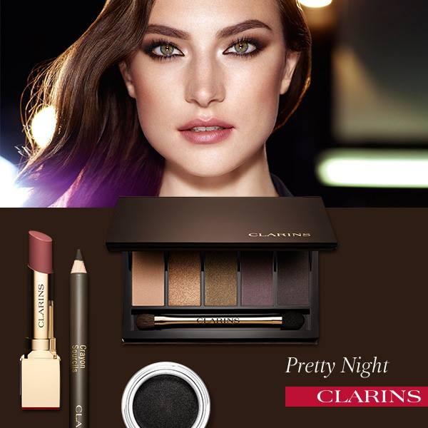 Clarins Collezione Pretty Day&Night.