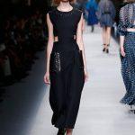 Milano Fashion Week: giochi di volumi per Fendi