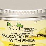 Burro di Avocado con burro Karitè di Biopark