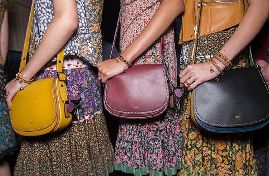 La saddle bag, must have della collezione Coach SS 2016 e della stagione