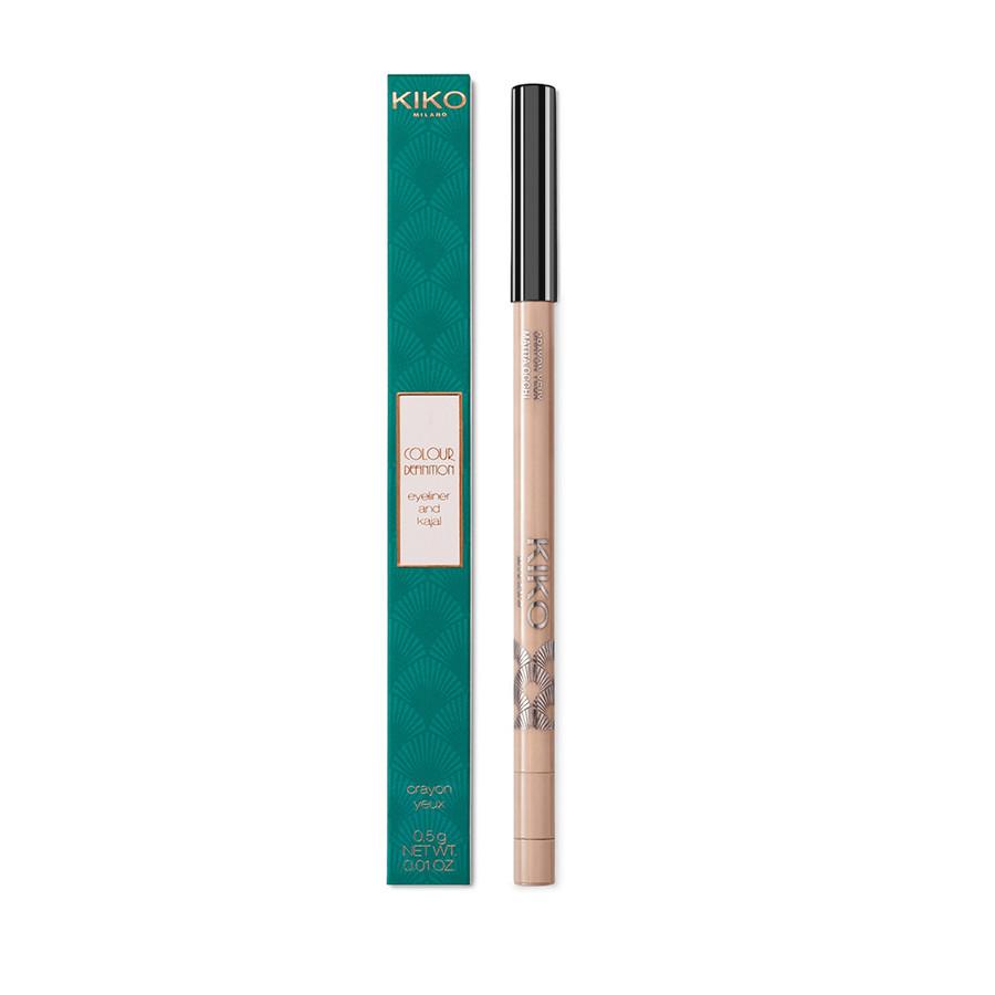 Colour definition eyeliner and kajal 01