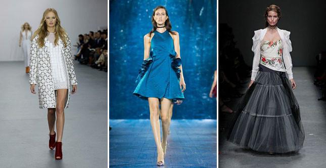 Il terzo giorno di sfilate della London Fashion Week è stato caratterizzato da un mix di colori, generi e stili intenso ed emozionante