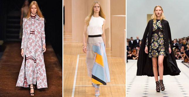 Rigore, eleganza, romanticismo e high tech accendono in quarto giorno di sfilate della London Fashion Week