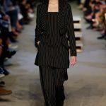 Givenchy abito gessato