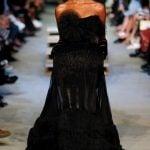 Givenchy abito fur