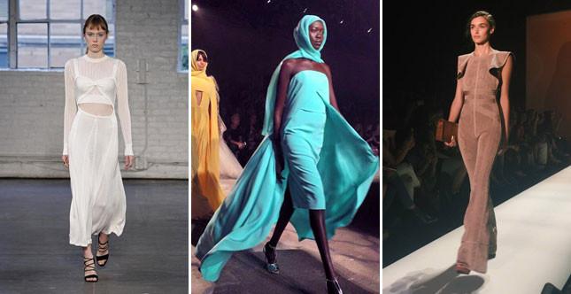 Lusso, stile classico e un omaggio alla femminilità moderna: il quarto giorno della New York Fashion Week SS 2016