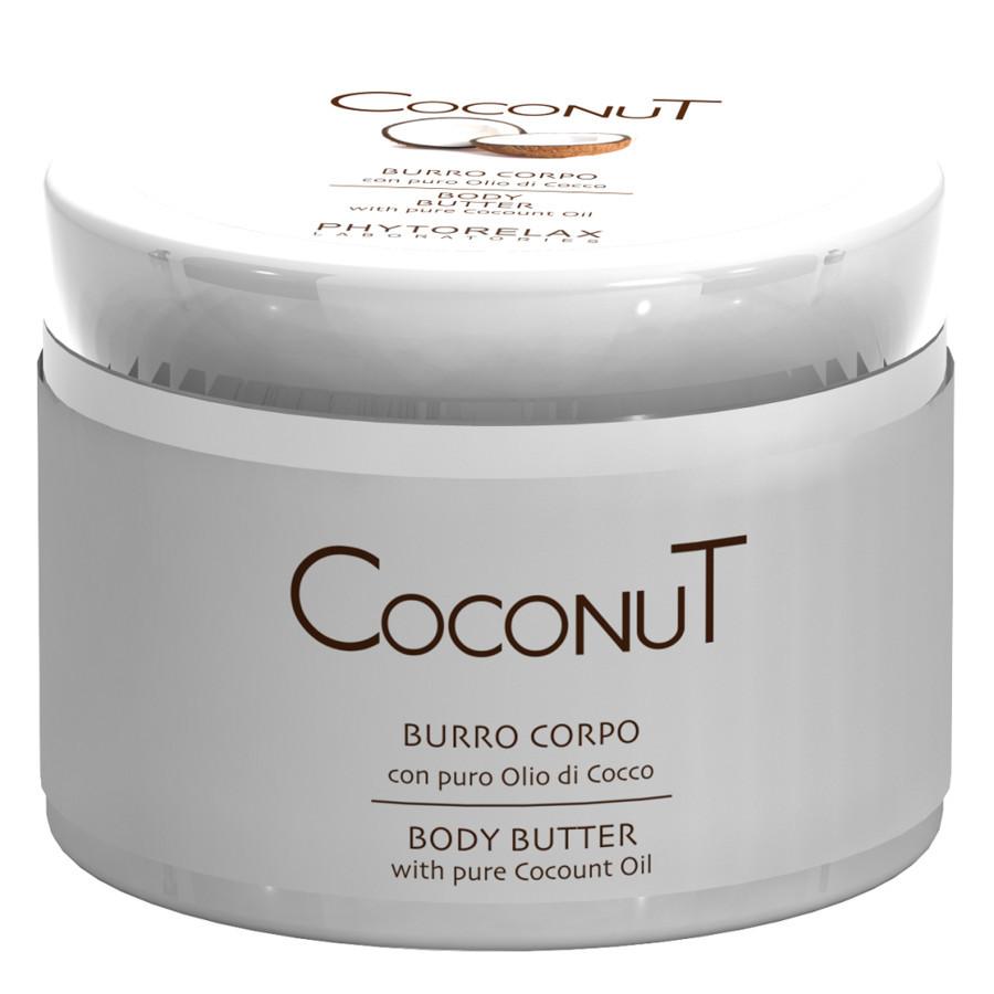 Burro Corpo Nutriente Intensivo Coconut di Phytorelax
