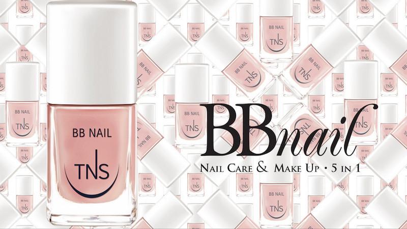 BB Nail di TNS Cosmetics