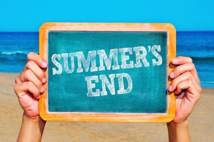 L'estate sta finendo