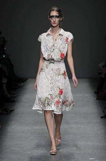 Si ispira ed è omaggio alla natura la collezione Vivienne Westwood Red Label SS 2016