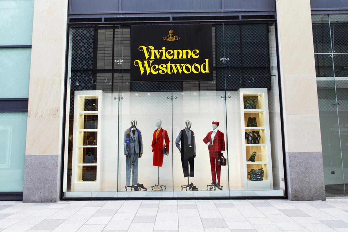 Vivienne Westwood Red Label SS 2016 specchio del mondo