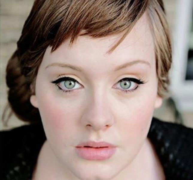 Adele ha cambiato stile di vita