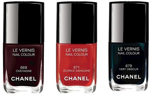 Chanel smalti autunno 2015