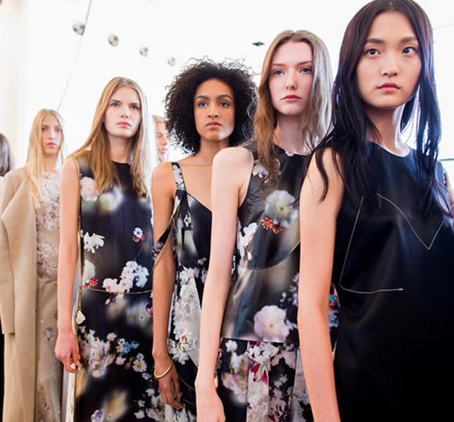 Sfilata Calvin Klein NYFW