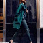 Skinny jeans e tacco alto per essere sempre alla moda