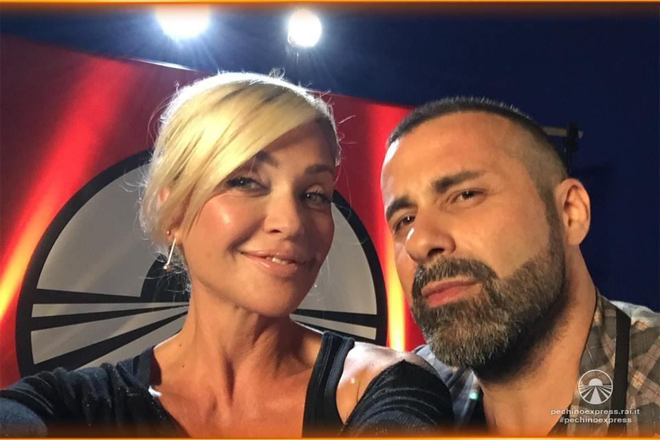 Paola Barale e Luca Tommasini, gli Artisti