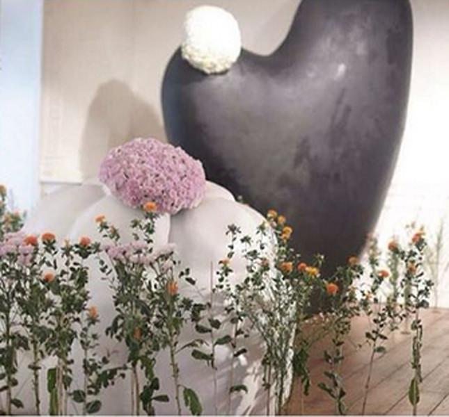 Markus Lupfer sculture a forma di cactus