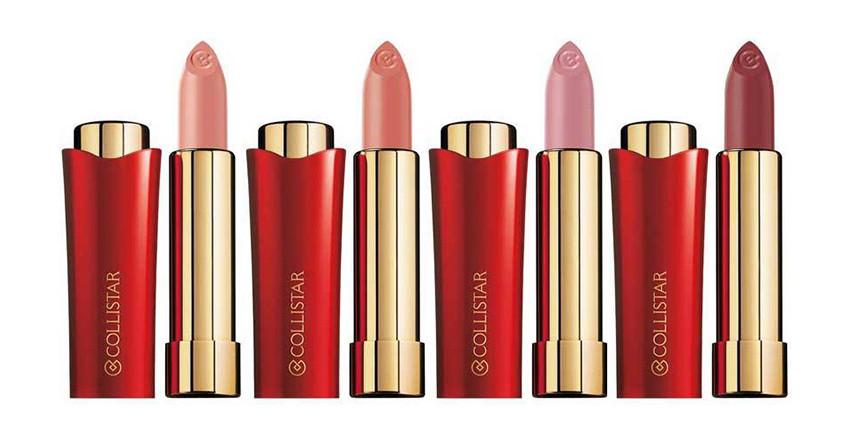 Collezione Nude+ Collistar - rossetti.