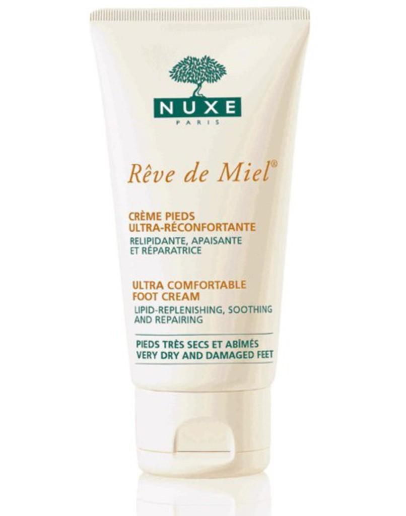 Crema Piedi Ultra Confortevole Rêve de Miel® di Nuxe
