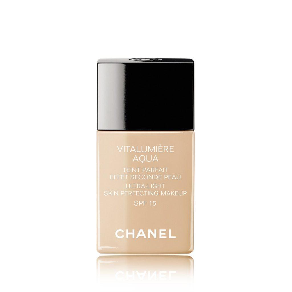 Fondotinta Chanel Vitalumière Aqua.