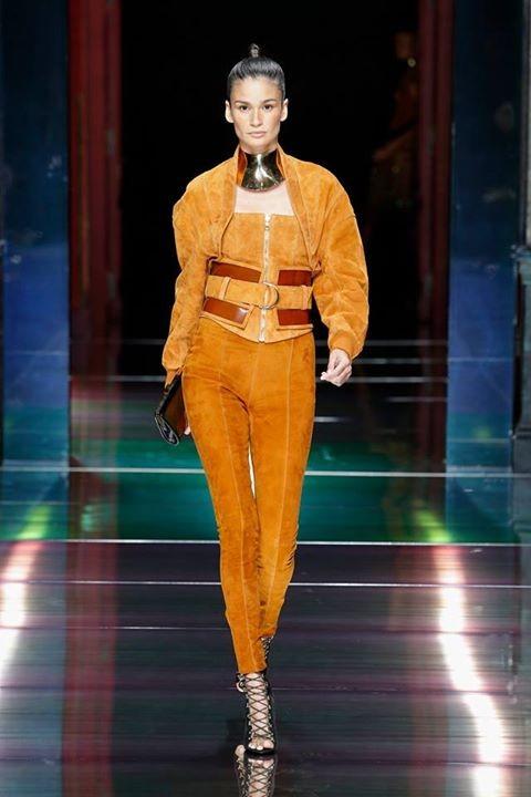 Il daywear secondo Balmain SS 2016.