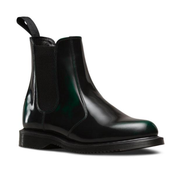 Stivaletti con elastico Dr Martens Flora Boot