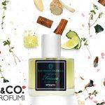 NIYO&CO. presenta anche la sua collezione di profumi, pronti ad avvolgerci con fragranze deliziose: ambra, bergamotto, muschio bianco, vaniglia, violetta.