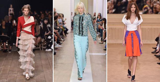 Romanticismo, forza e stile contemporaneo: il quinto giorno della Paris Fashion Week SS 2016 esplora i tanti volti della femminilità.